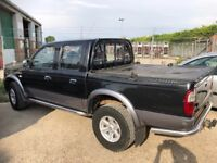 Ford ranger 2.5 xlt double cab. Aircon, extras
