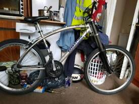 Cruiser bike 26inch wheels