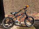 "Apollo 083 Kids Bike - 16"" Wheel 5-8y"