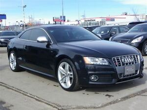 2009 Audi S5 4.2L V8|6.SPD MANUAL|GPS|LEATHER|PANO-ROOF