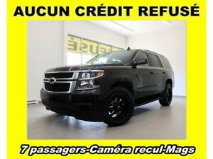 2016 Chevrolet Tahoe 4X4 V8 MAGS 7 PASSAGERS *CAMÉRA RECUL*