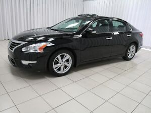 2013 Nissan Altima ENJOY THIS SPECIAL OFFER!!! SL SEDAN w/ BACKU