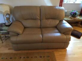 Leather Sofa 2 + 3 (recliner) Seat set