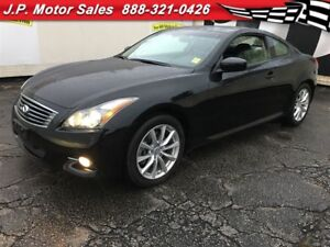 2013 Infiniti G37 Premium, Auto, Navigation, Leather, Sunroof, A