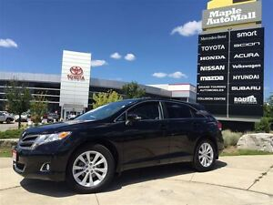2015 Toyota Venza LE- 1 OWNER, LEATHER HEATED SEATS, BACK UP CAM