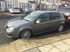 Golf GT TDI, 2.0, 2007, Mark 5, Charcoal Grey