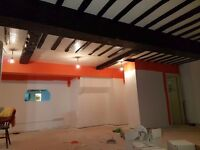 Painter & Decorator, Rooms from £100, Fast,Friendly, Reliable.