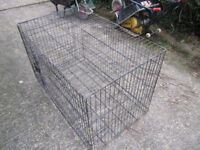 Dog / Cat / Pet Crate / Cage. Size XXL.