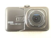 In-Car Vehicle Dual Lense Dash Camera Recorder