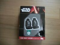 STARWARS CAR SEAT COVERS FRONT ONLY