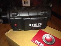 RED ONE MX Camera Original