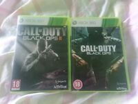 Black ops 1 and 2