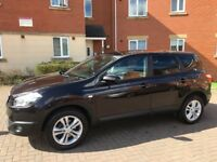 2011 Nissan Qashqai Acenta + 2 Dci 1.5 Diesel 12 Months MOT Full Service History 7 Seats