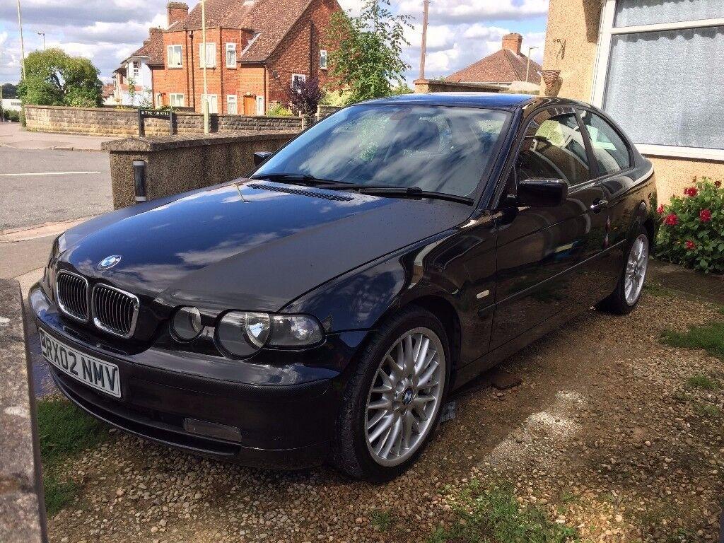 BMW 318ti Compact 2.0 petrol 2002