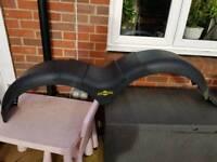 Humbar wheel arch