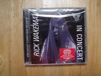 "FS: 1995 Rick Wakeman ""King Biscuit Flower Hour Presents"" Live A"