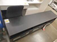 RESERVED - BRIMNES TV bench, black 180x41x53 cm, IKEA MILTON KEYNES