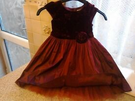 "LITTLE GIRLS ""NEXT"" DRESS"