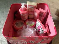 Soap and Glory Toiletries Set with Limited Edition Box