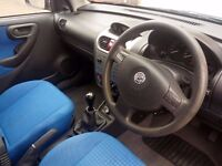 1 year mot,good condition tyres ,