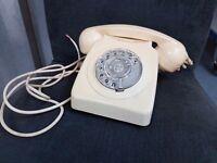 Retro Rotary Dial Phones