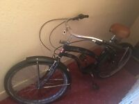 Used women cruizer bicycle for sale