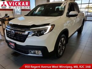2017 Honda Ridgeline Touring Trunk Bed Audio/ Navigation/ Remote