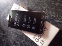 samsung j3 smartphone - NEW WITH BOX