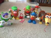 Toy story toys for sale