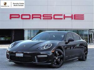 2014 Porsche Panamera TURBO S, MSRP $220,000, UNLIMITED KM WARRA
