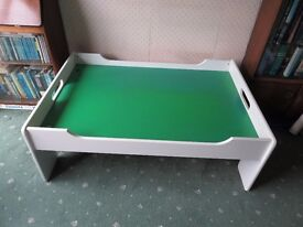 Early Learning Centre wooden play table