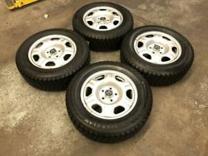 16 Inch HONDA Wheels 5x114.3 and Winter Tires 215/65R16 Canada Preview