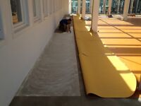 vinyl Floor layer available for long term. - job wanted