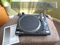 Vintage Sherwood PM-9800 Record Player/Turntable