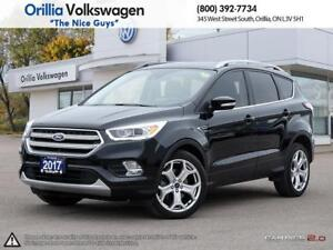 2017 Ford Escape NAVIGATION/ SUNROOF/ LOW KMS