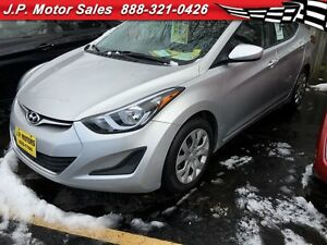 2015 Hyundai Elantra GL, Automatic, Heated Seats