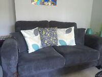 2 seaters DFS sofa like new
