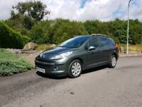 Peugeot 207 1.6 hdi £30 tax a year new mot