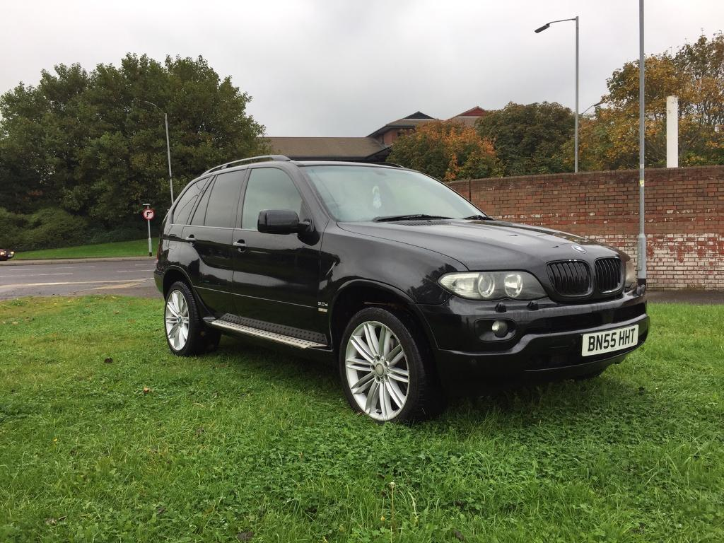 2005 bmw x5 diesel m sport in portsmouth hampshire gumtree. Black Bedroom Furniture Sets. Home Design Ideas
