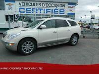 2012 Buick Enclave 4X4 + NAVIGATION + BANC CHAUFFANT ET VENTILÉ