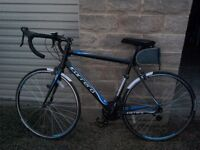 Ne Careera bike for sale with trainer. £179.00 or near offer