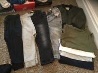 Bundle of next clothes age 1-2