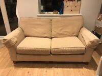 Sofa Bed - 2 seater - Marks and Spencer - Double sofa bed - £30 ONO