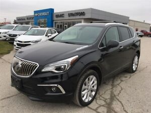 2017 Buick Envision -
