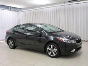 2018 Kia Forte A NEW ADVENTURE IS CALLING!!! SEDAN w/ HEATED SEA