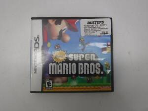 New Super Mario Bros. for Nintendo DS - We Buy and Sell Nintendo DS Games at Cash Pawn - 10271 - SR913405