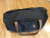 Fjallraven duffel no 4 overnight sports bag