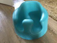 Bumbo seat - aqua