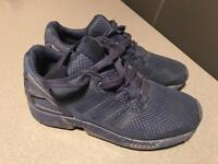 Adidas zx flux boys size 1