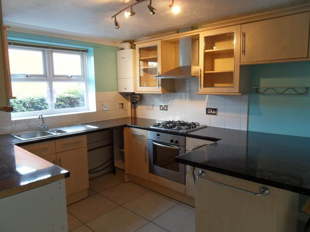 Kitchen Ealing 3 Bedroom House To Rent In West Ealing Northfields Area Garden